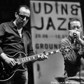 "Jimi with Red Devil's ""Udine Jazz 2012""Cojaniz Orchestra"